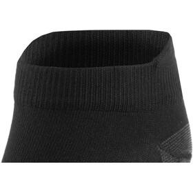 asics Lyte Socks 3 Pack, performance black